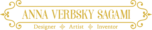 Anna Verbsky Sagami Logo