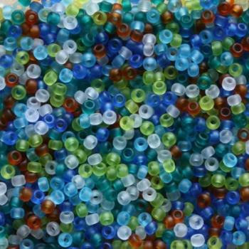 Size 8 Designer Seed Bead Mixes